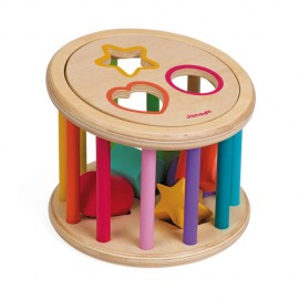 Quiz forme i wood (legno)