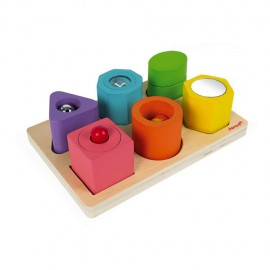 Puzzle 6 cubi sensoriali I...