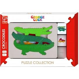 Puzzle coccodrilli