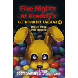 Five Nights at Freddy's ....