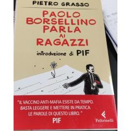 Paolo Borsellino parla ai...