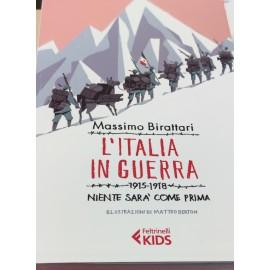 L'Italia in guerra...