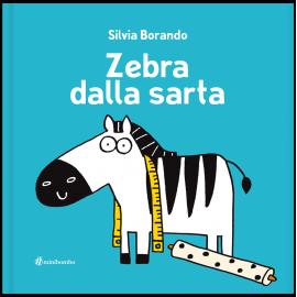 Zebra dalla sarta