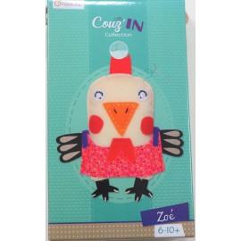 Little Couz'In Zoe la gallina