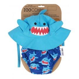 Set costumino baby squalo...