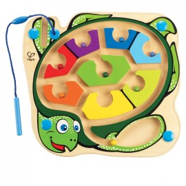 Labirinto magnetico tartaruga